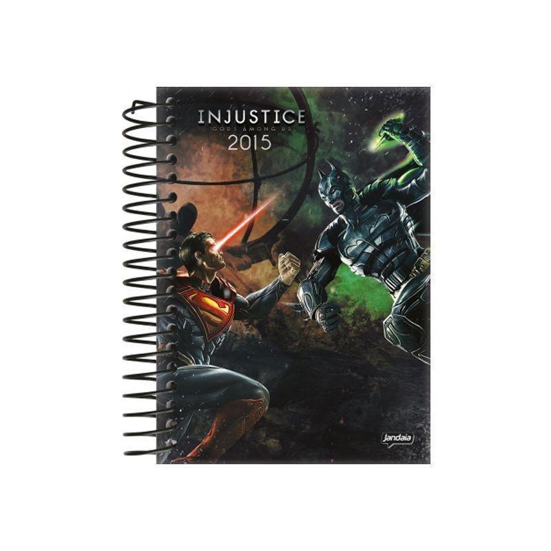 Agenda 2015 Injustice Batman vs Superman