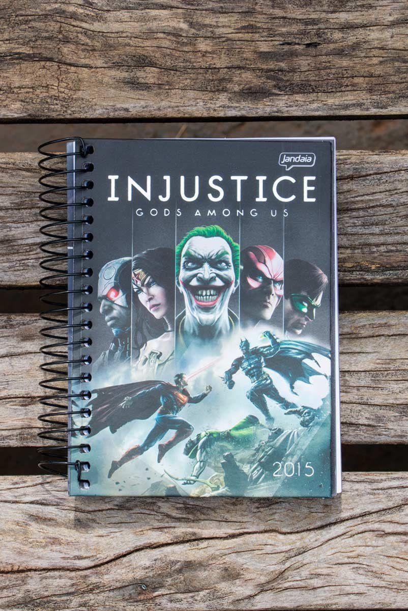 Agenda 2015 Injustice Gods Among Us