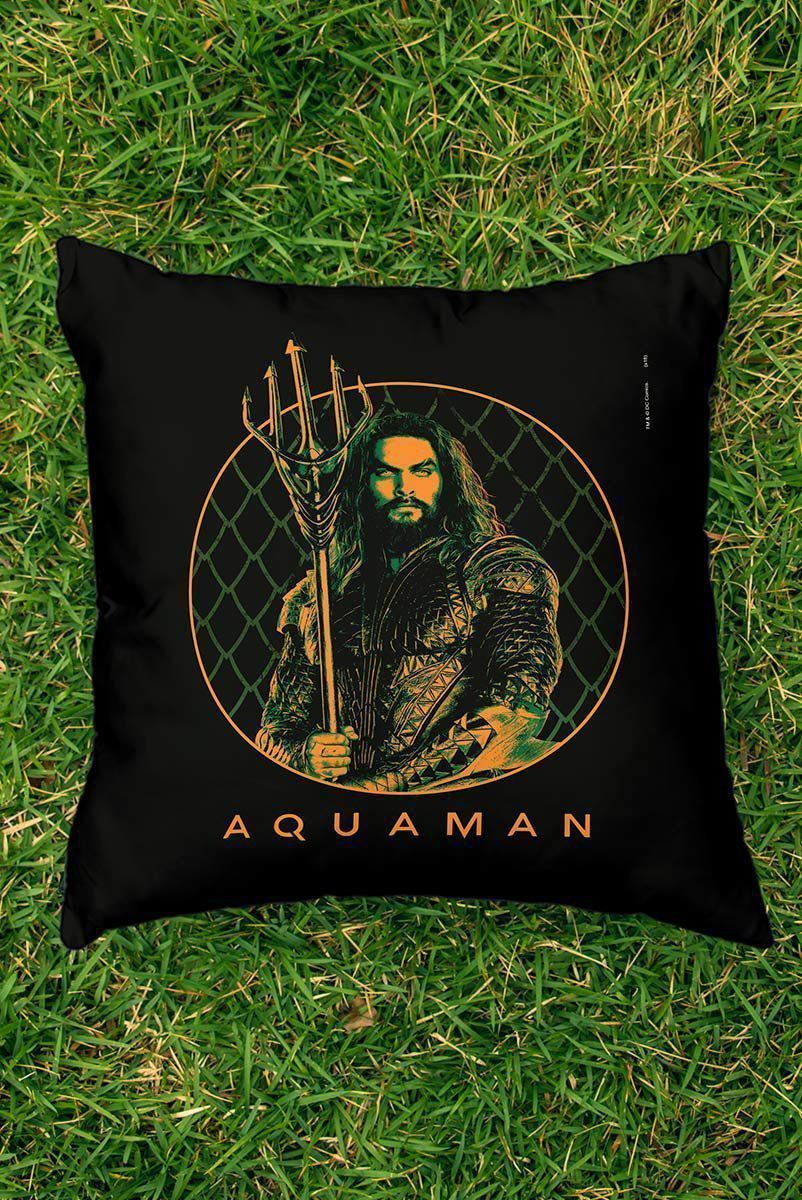 Almofada Aquaman Photo Movie