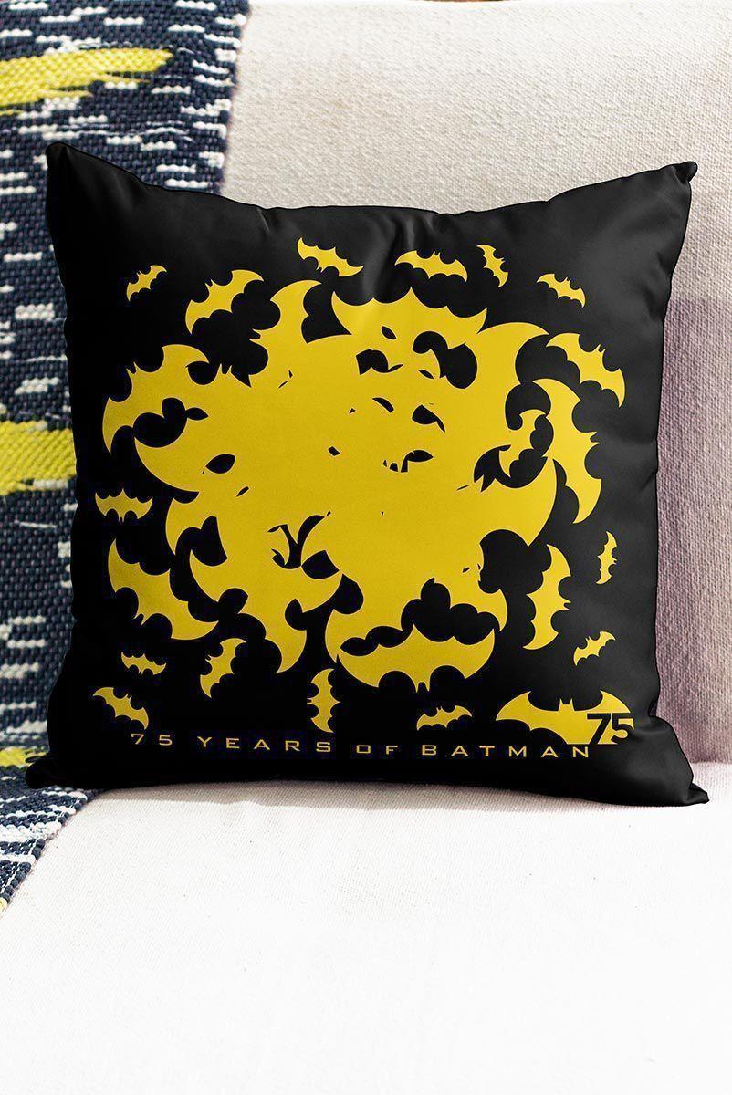 Almofada Batman 75 Anos Bats