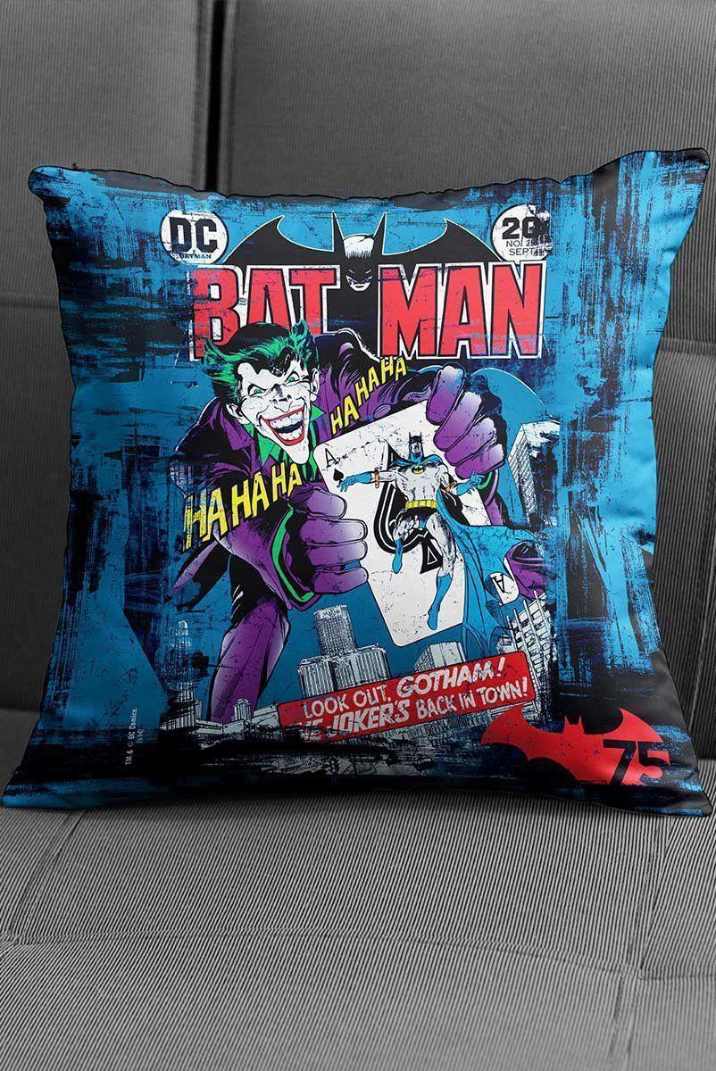 Almofada Batman 75 Anos HQ Nº251