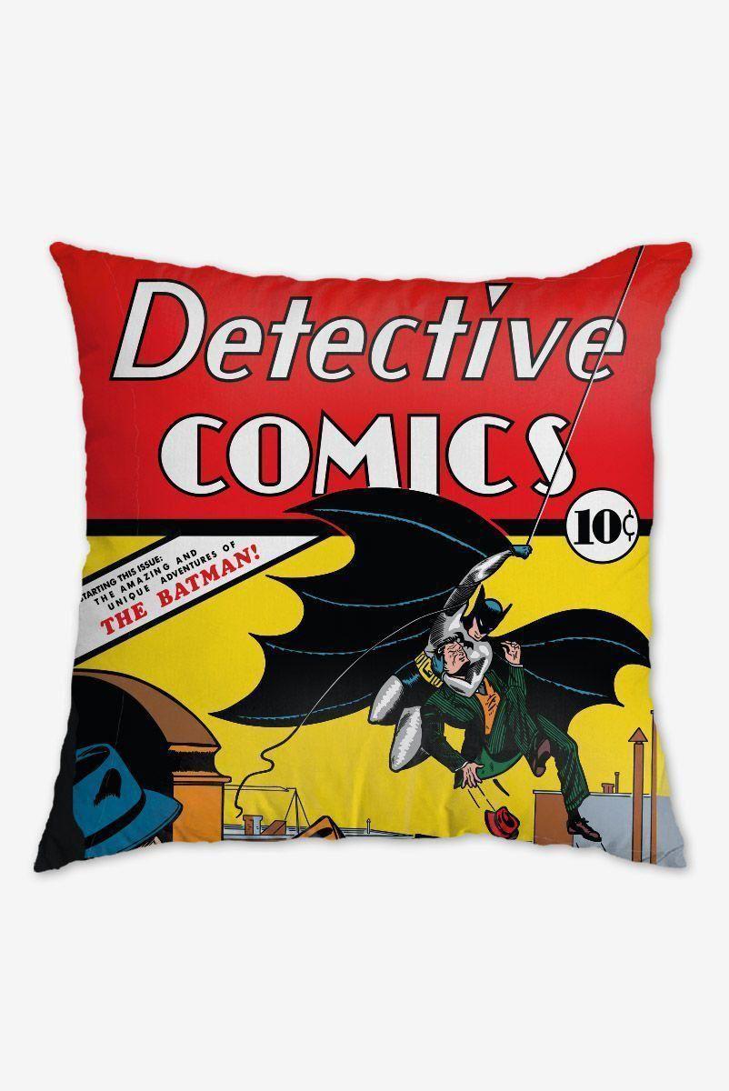 Almofada Batman 80 Anos Detective Comics