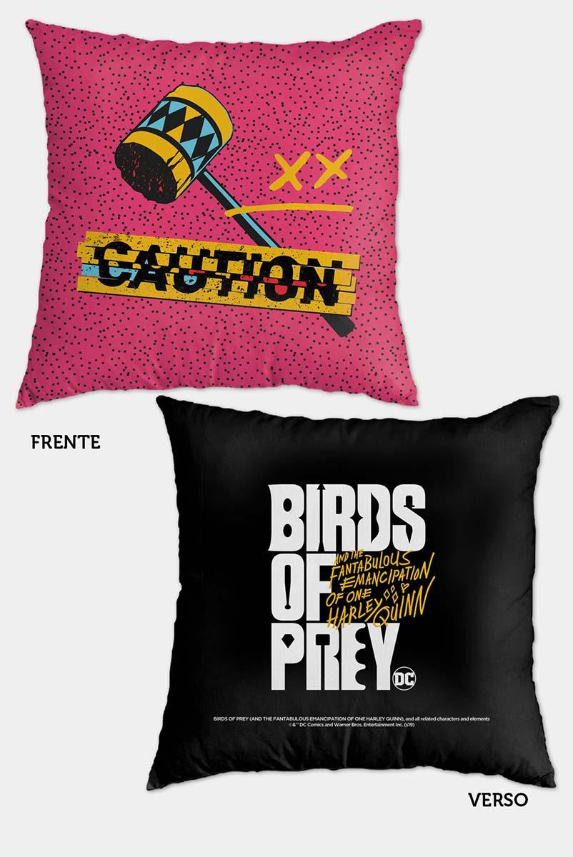 Almofada Birds of Prey Caution - Aves de Rapina