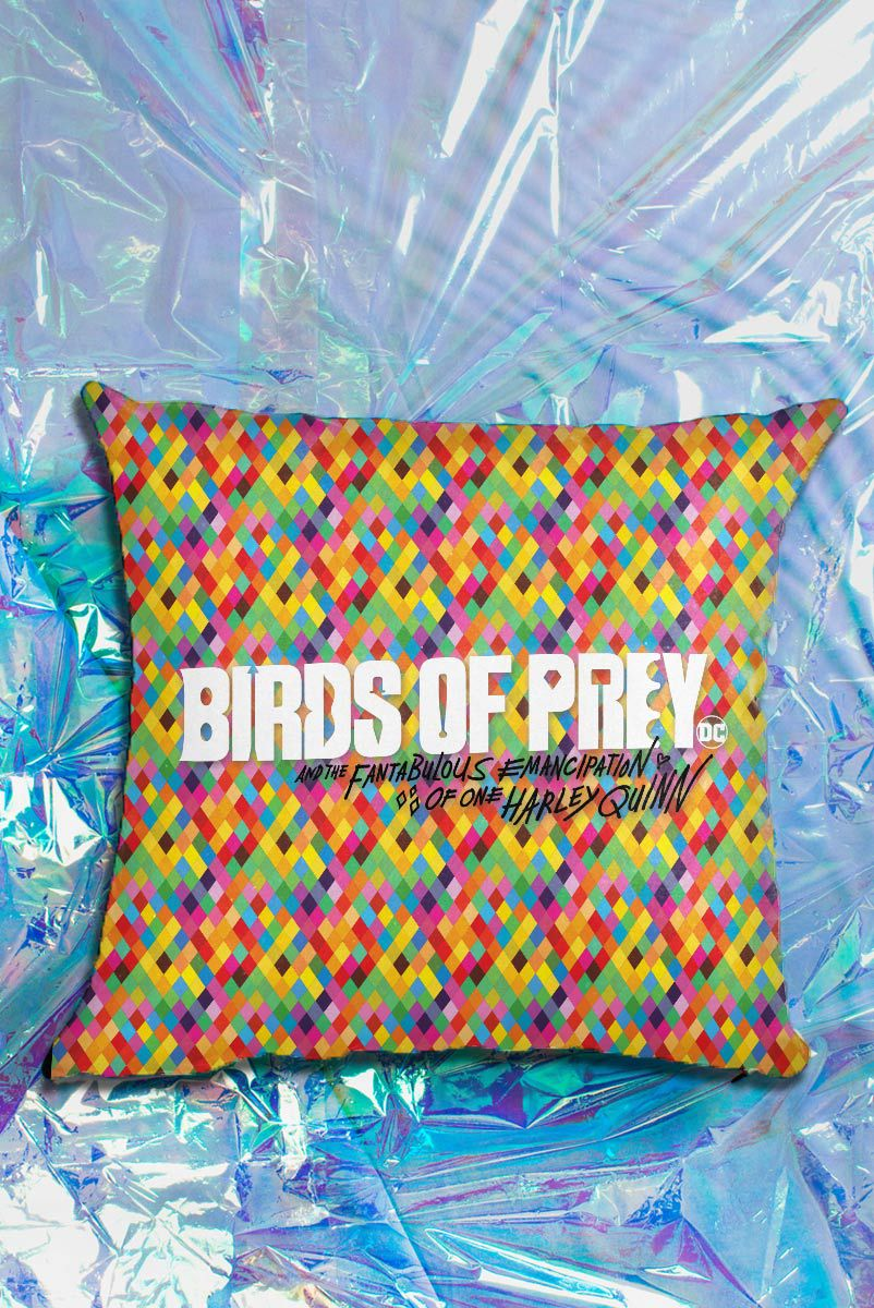 Almofada Birds of Prey Colors - Aves de Rapina