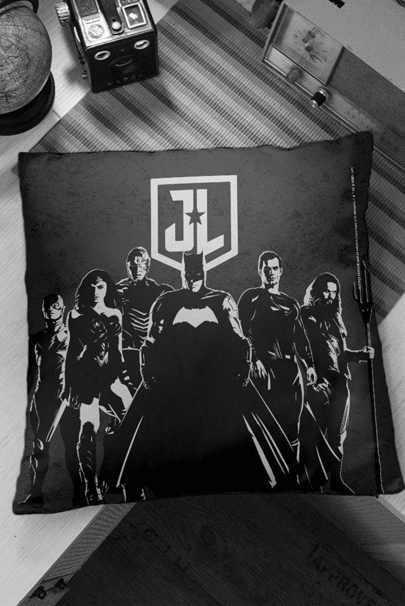 Almofada Liga da Justiça Snyder Cut - Heróis