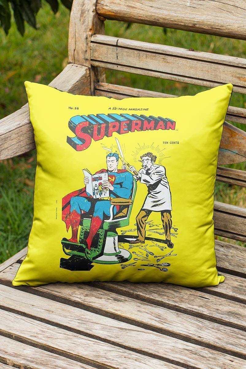 Almofada Superman HQ Nº38