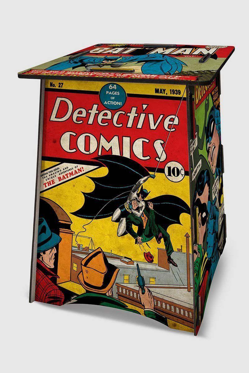 Banco-Mesa Batman Detective Comics