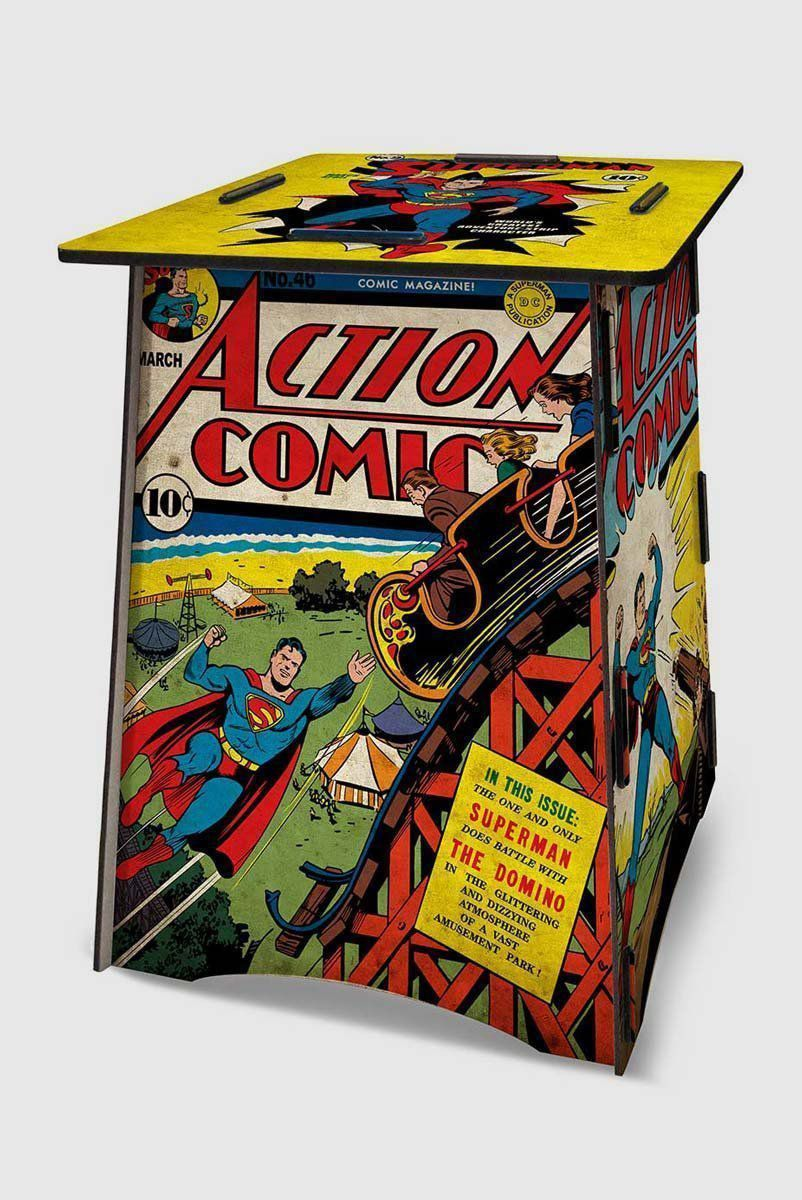 Banco-Mesa Superman Action Comics