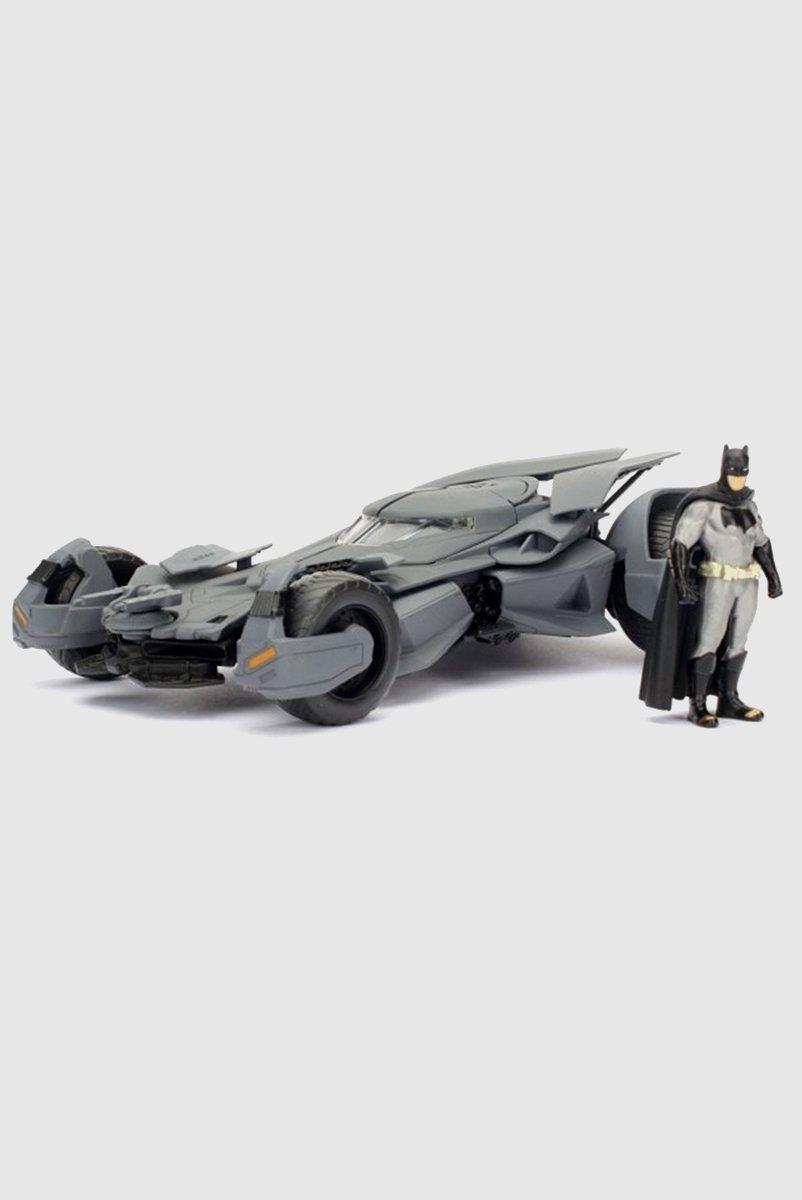 Batmovel Batman VS Superman + Kit de Montagem