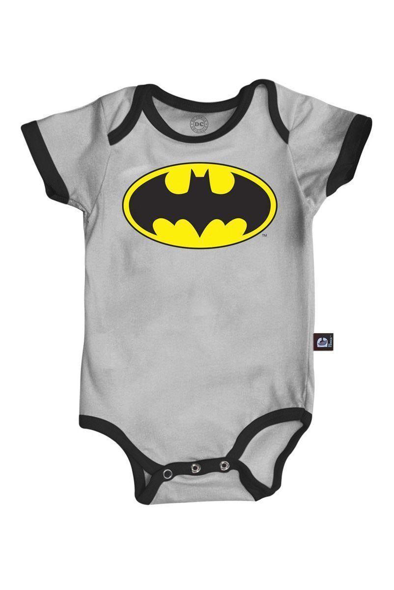 Body Batman Logo Clássico