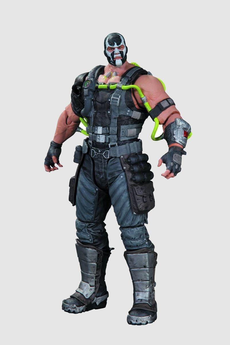 Boneco (Action Figure) Bane Arkham Origins DC Collectibles