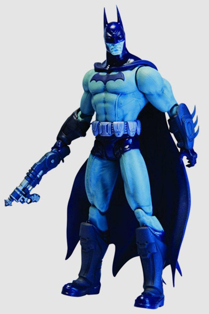 Boneco (Action Figure) Batman Modo Detetive Arkham City Series 2