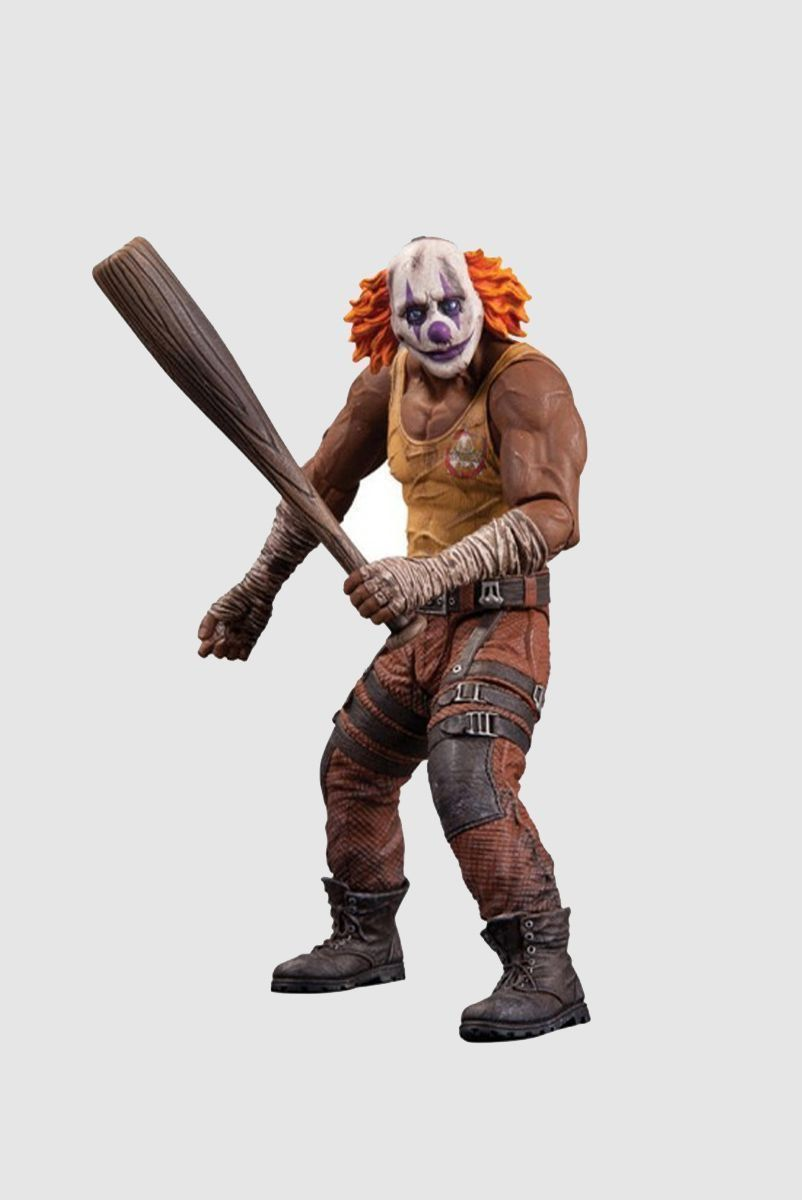 Boneco (Action Figure) Clown Thug 1 Arkham City Series 3
