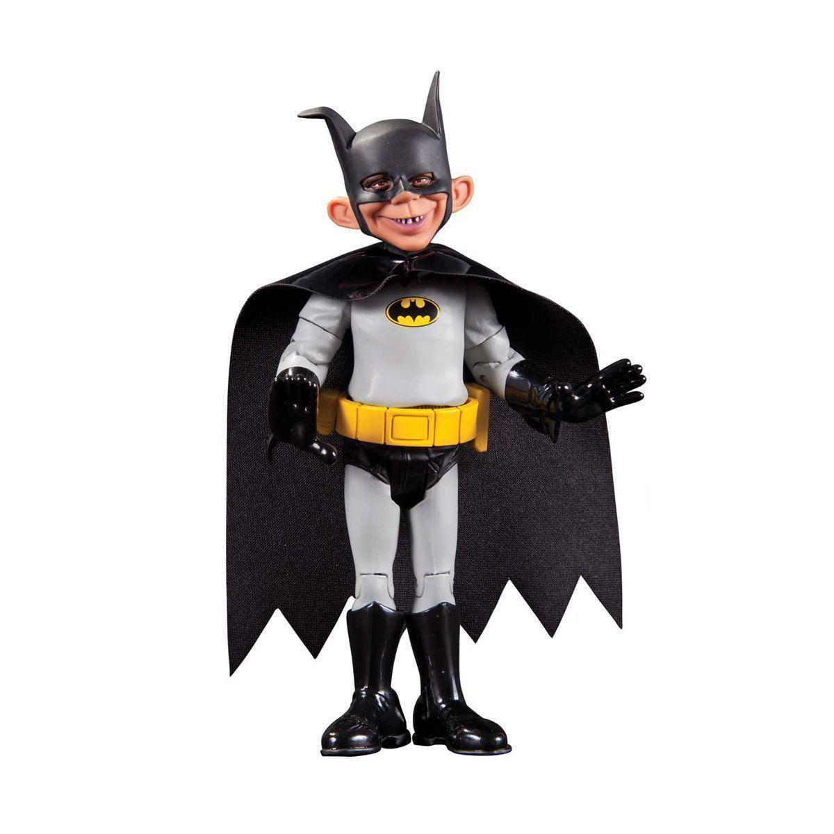 Boneco (Action Figure) MAD Just-Us League Batman