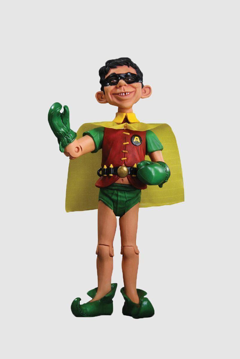 Boneco (Action Figure) MAD Just-Us League Robin