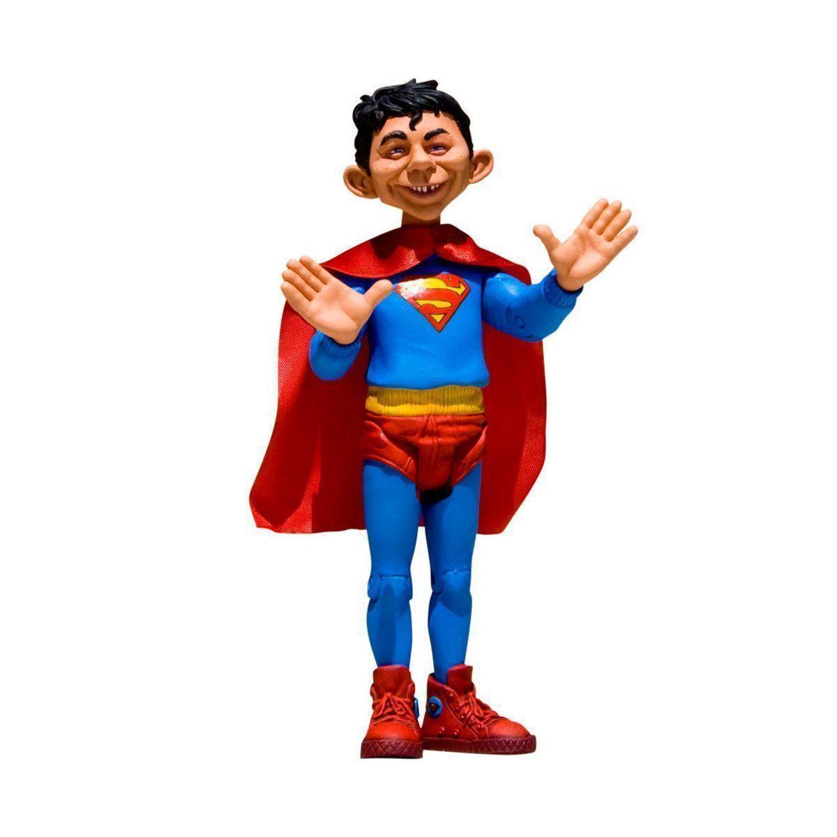 Boneco (Action Figure) MAD Just-Us League Superman