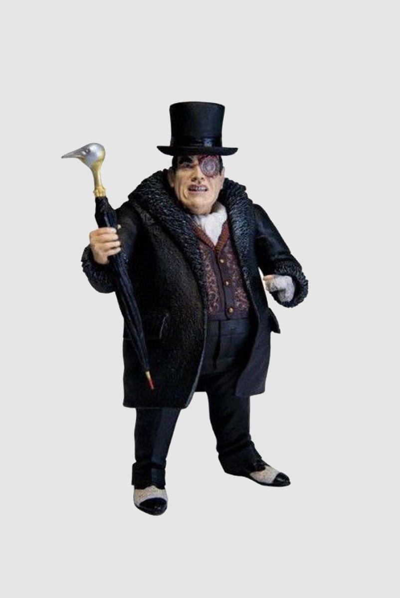 Boneco (Action Figure) Pinguim Arkham City Series 3