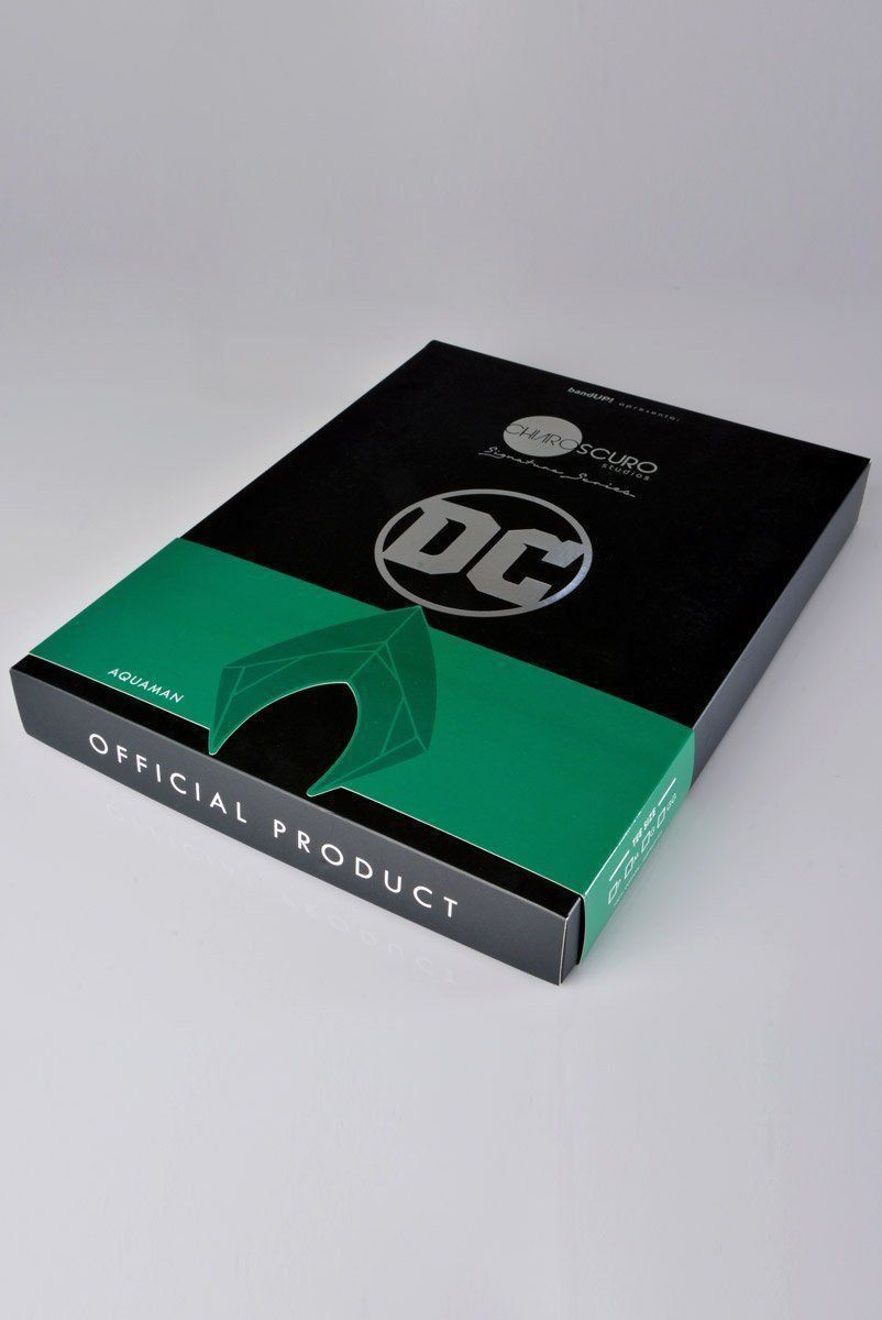 Box Chiaroscuro Signature Series - Aquaman