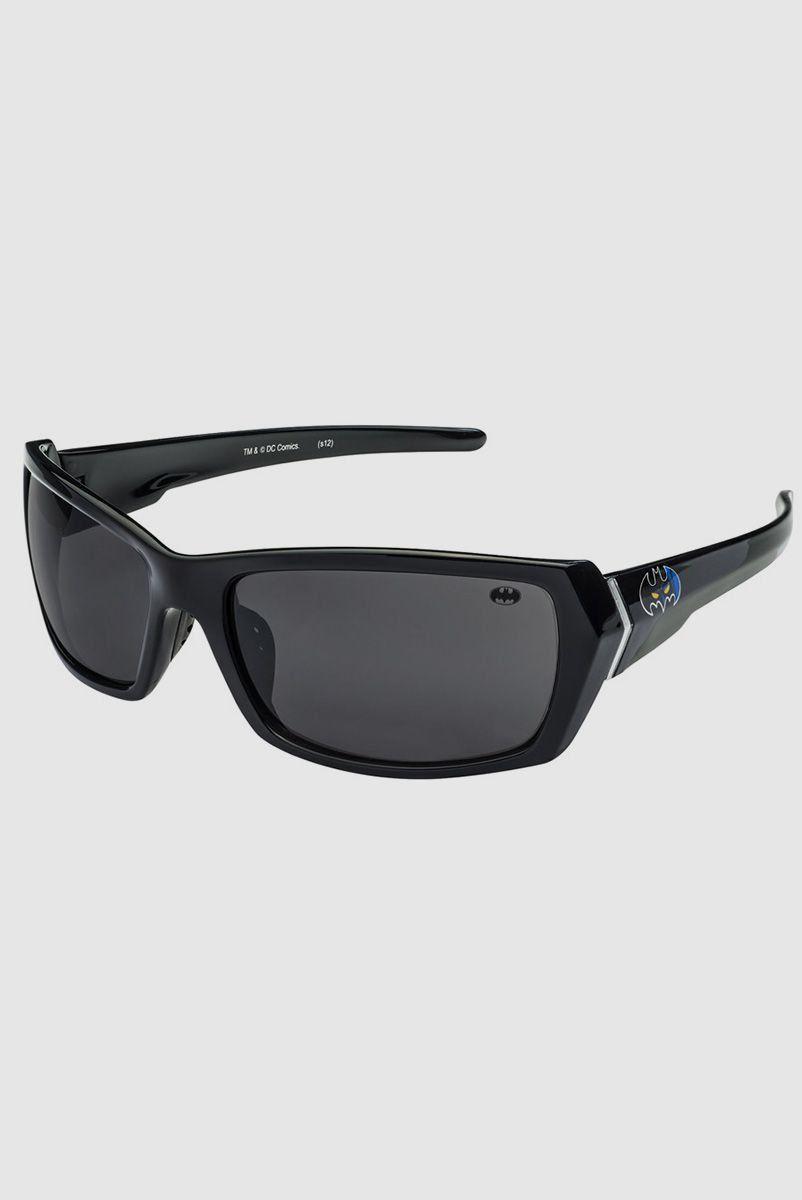 Óculos de Sol Batman Infantil Preto