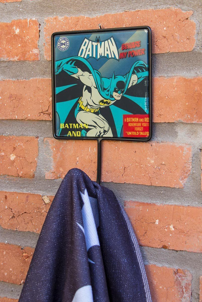 Cabideiro de vidro Batman Beware My Power