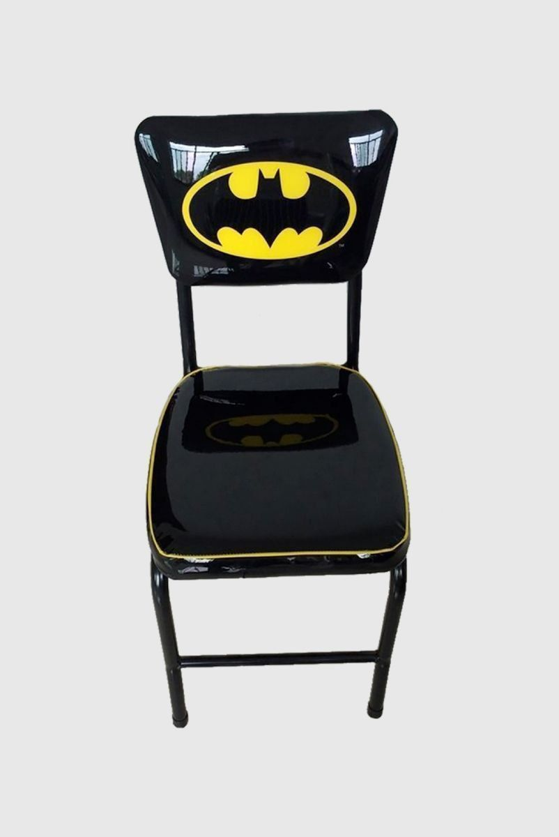 Cadeira de Bar Batman Logo