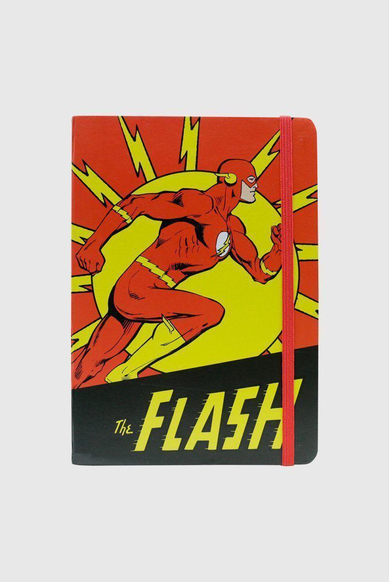 Caderneta de Anotações DC Comics The Flash A5