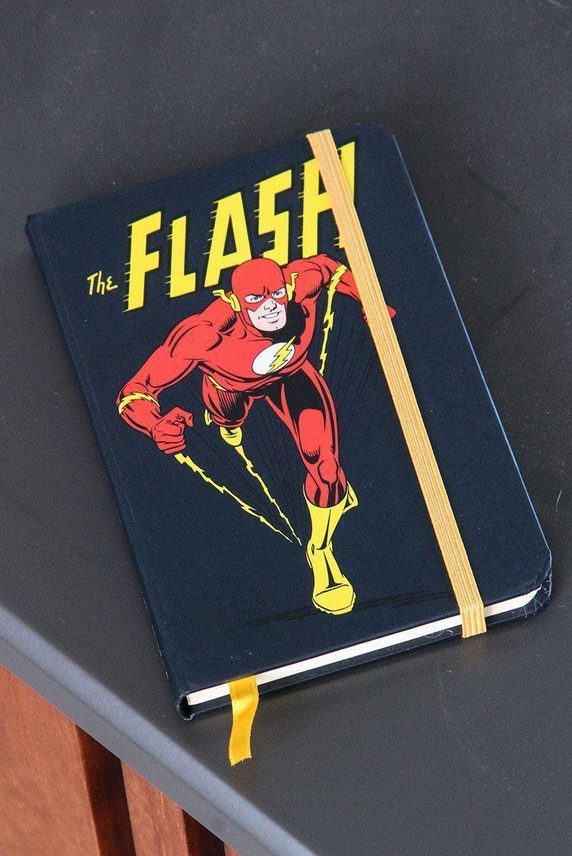 Caderneta de Anotações The Flash Speedy
