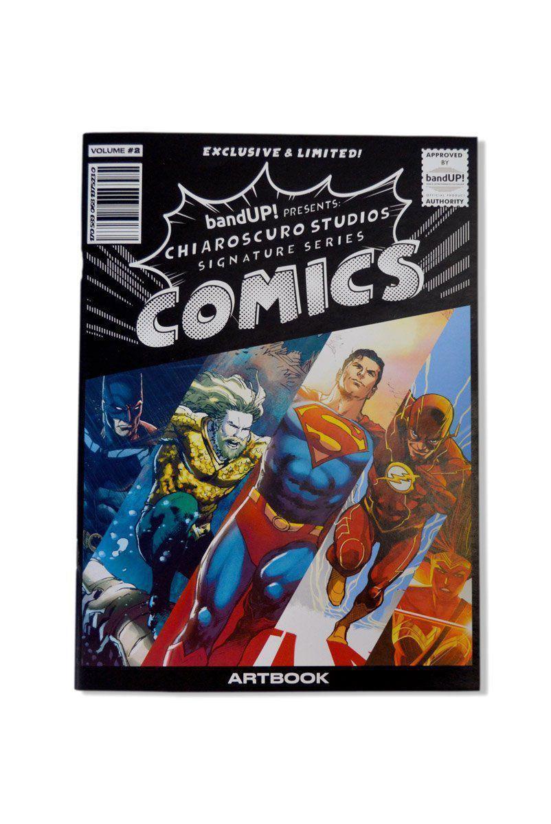 Caixa Box Aquaman Chiaroscuro
