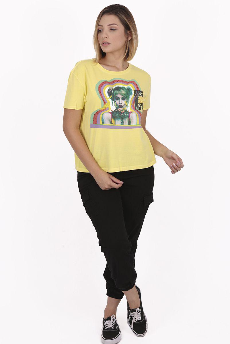 Camiseta Box Feminina Birds of Prey - Aves de Rapina