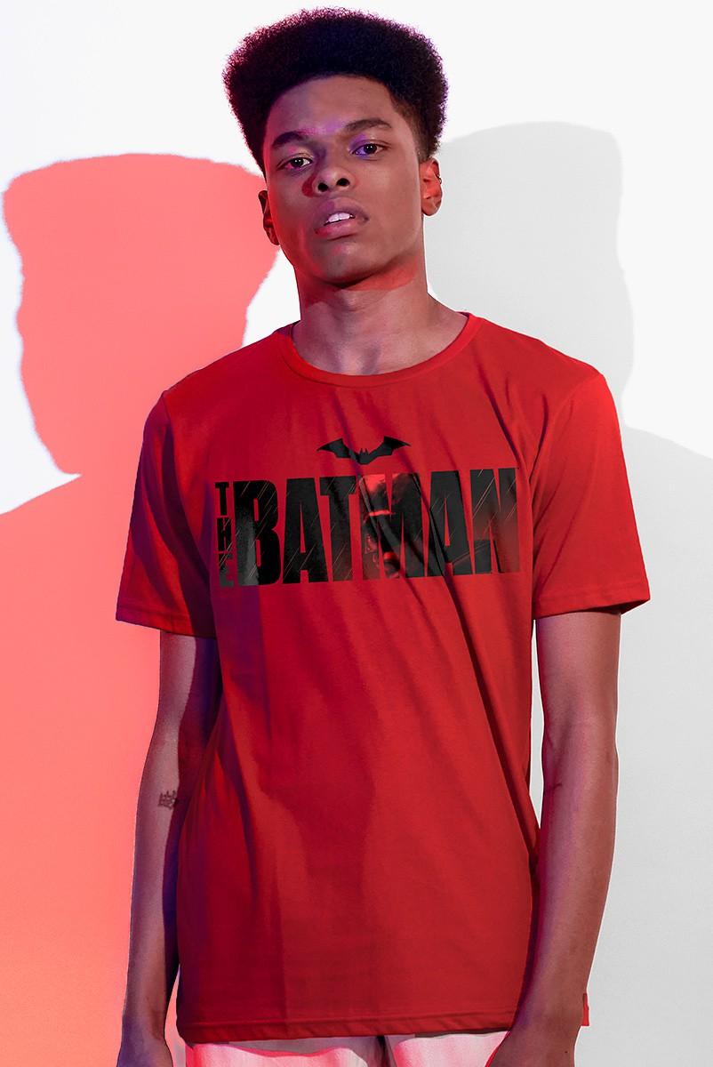 Camiseta Fandome The Batman Logo Rosto