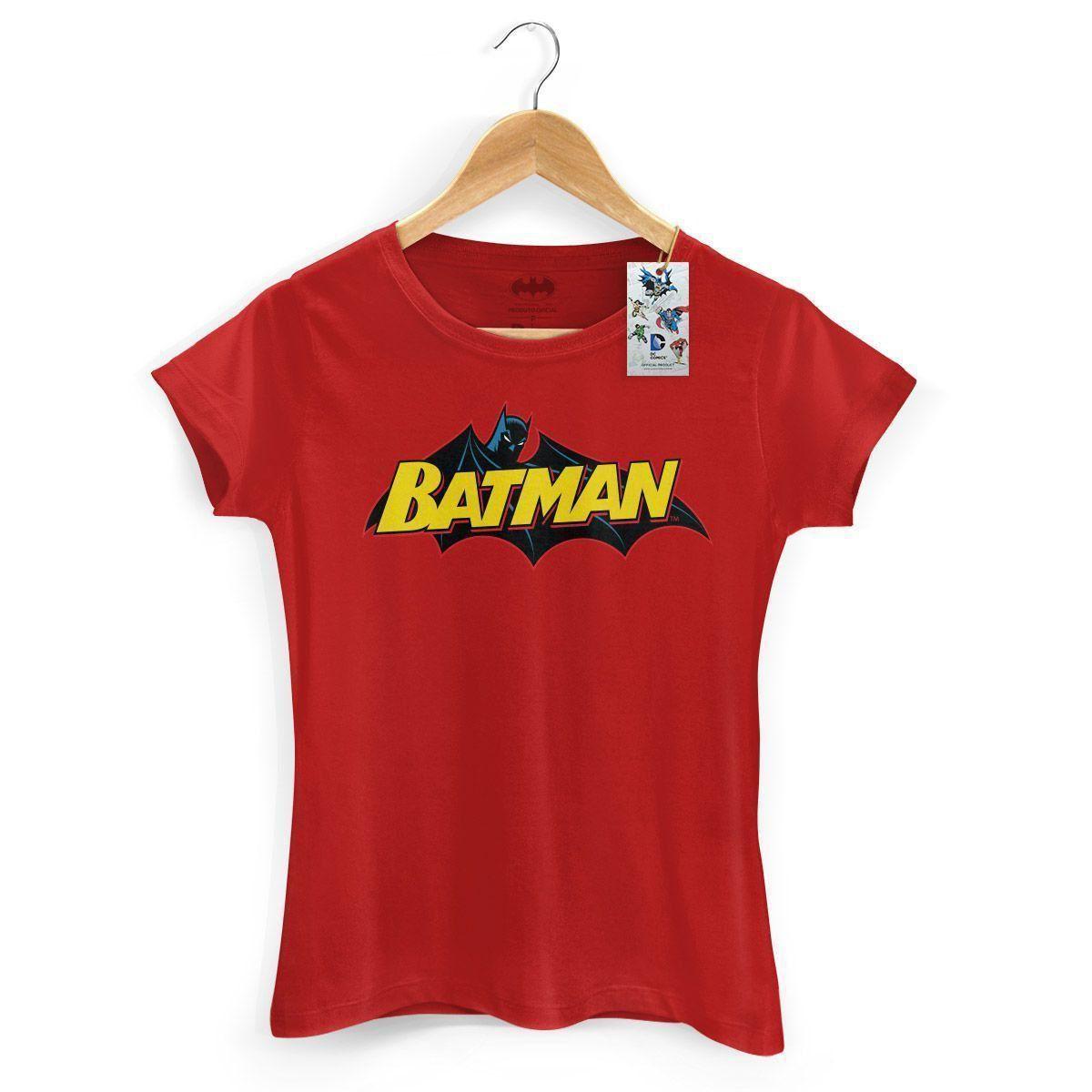 Camiseta Feminina Batman Urban Legend 2