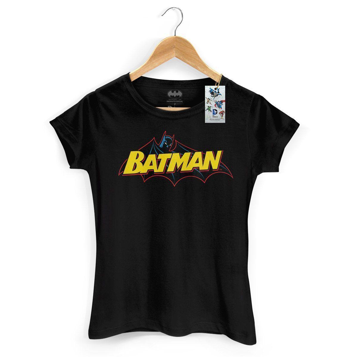 Camiseta Feminina Batman Urban Legend