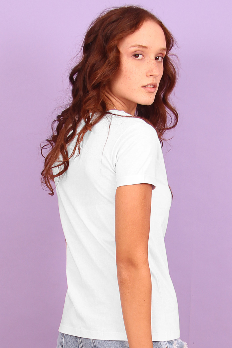 Camiseta Feminina FanDome 2021 Mulher Maravilha