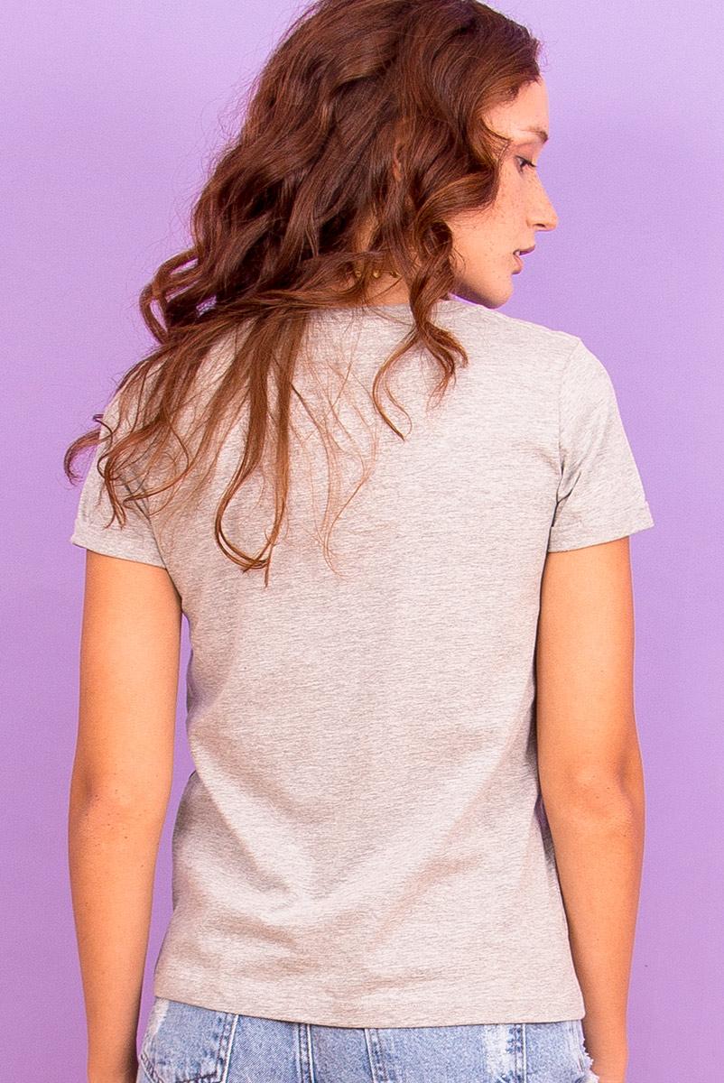 Camiseta Feminina Logo DC Coringa