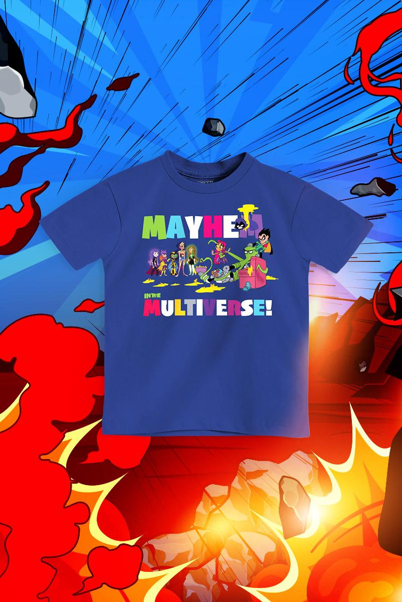 Camiseta Infantil FanDome 2021 Mayhem