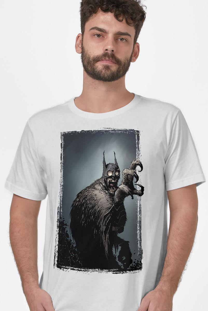 Camiseta Masculina Batman Coruja