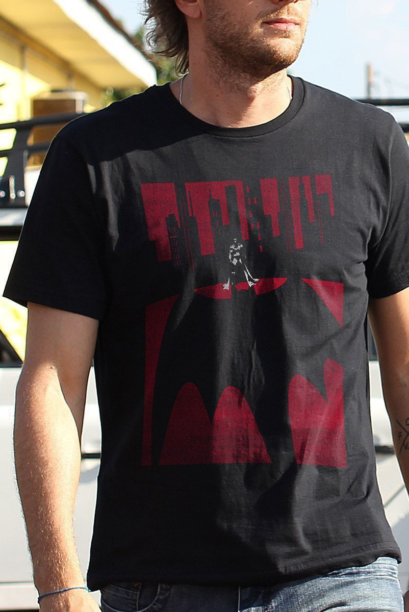 Camiseta Masculina Batman Reel Time