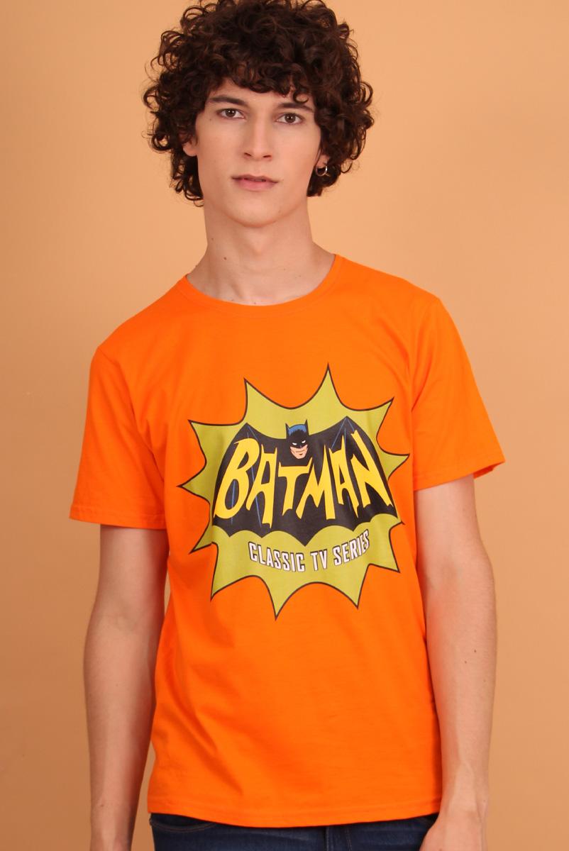 Camiseta Masculina Batman TV Series 1966