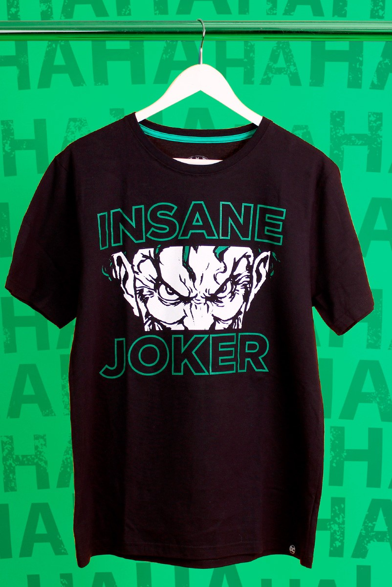 Camiseta Masculina Coringa Insano