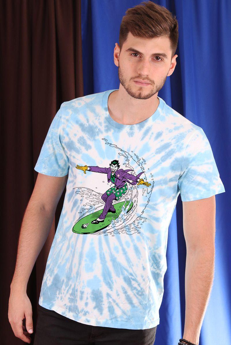 Camiseta Masculina Coringa Surf