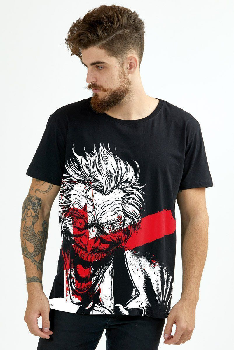 Camiseta Masculina Coringa X