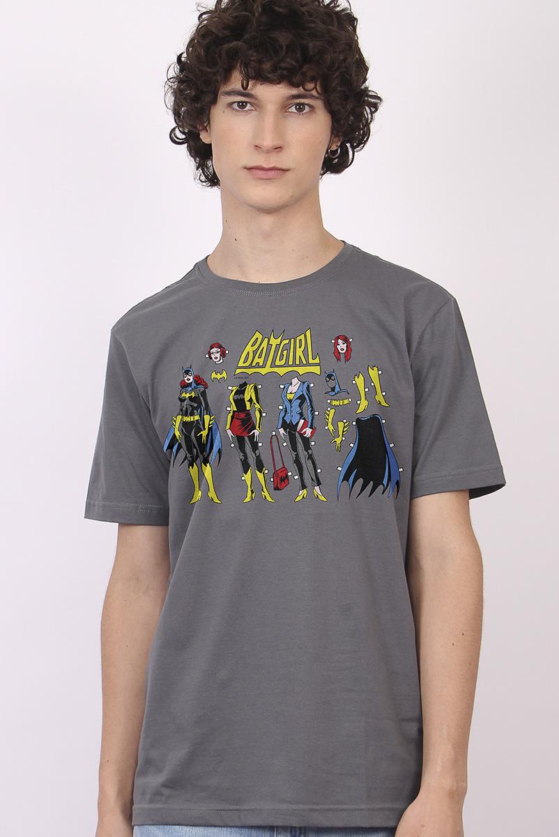 Camiseta Masculina FanDome 2021 Batgirl
