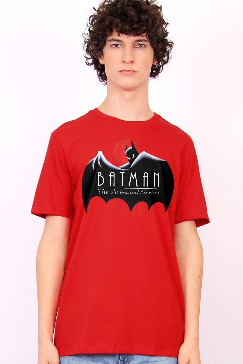 Camiseta Masculina FanDome 2021 Batman Animated Series