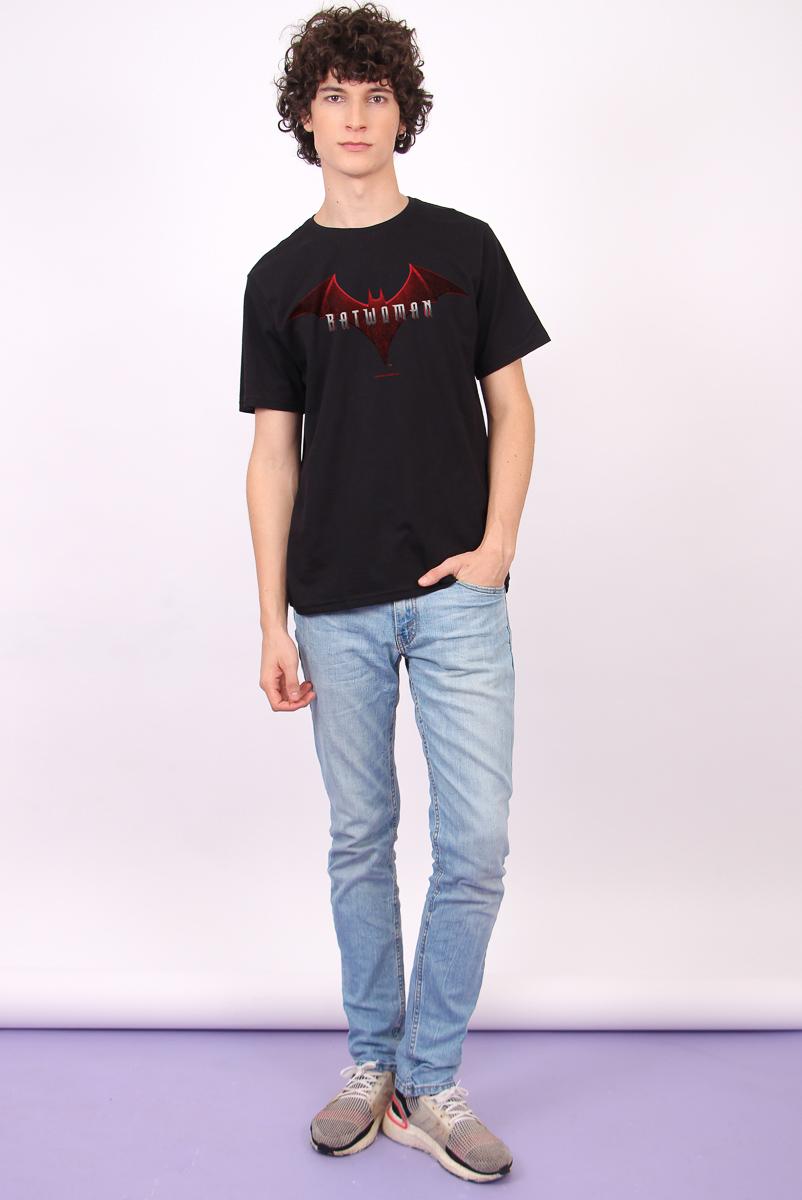 Camiseta Masculina FanDome 2021 Batwoman