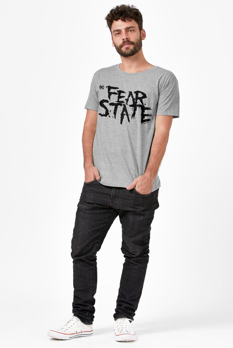 Camiseta Masculina FanDome 2021 Fear State