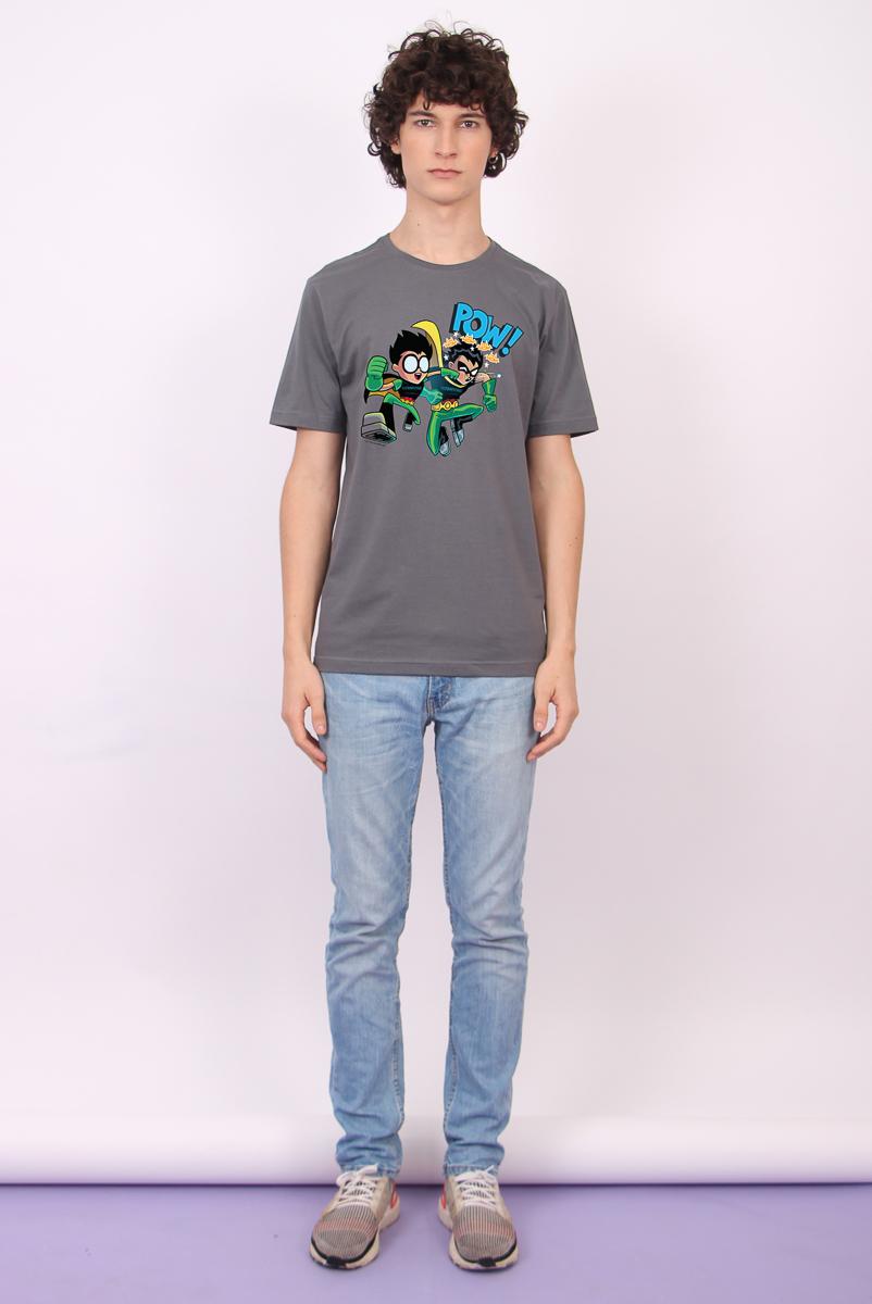 Camiseta Masculina FanDome 2021 Jovens Titãs