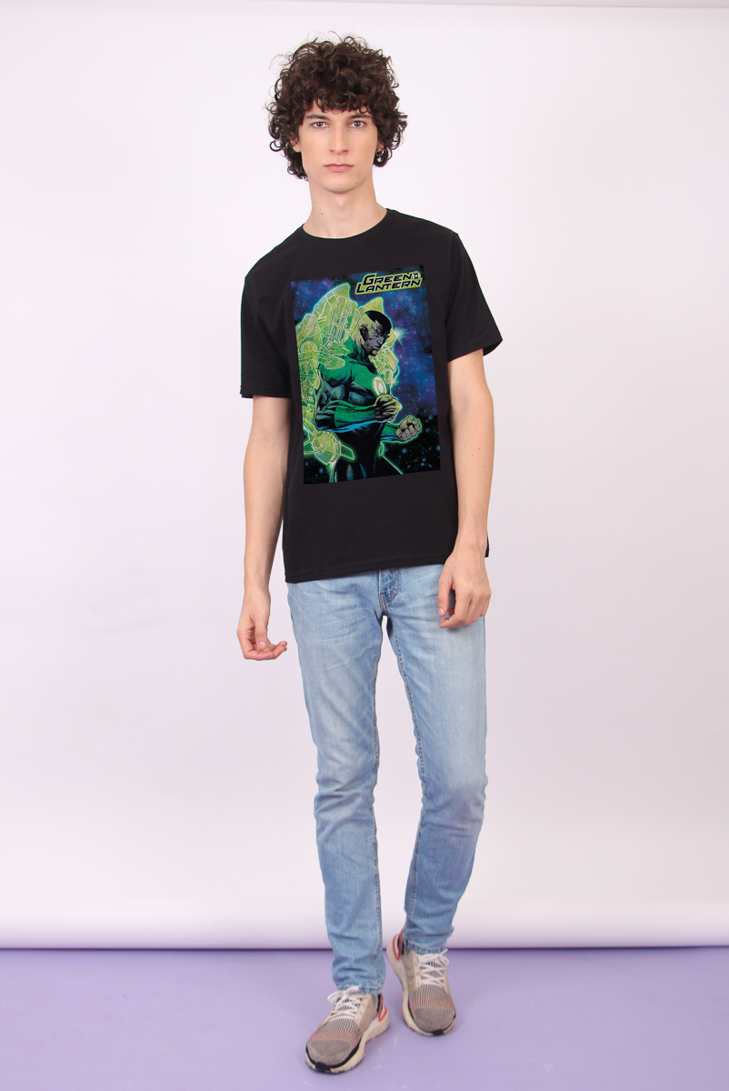 Camiseta Masculina FanDome 2021 Lanterna Verde Force