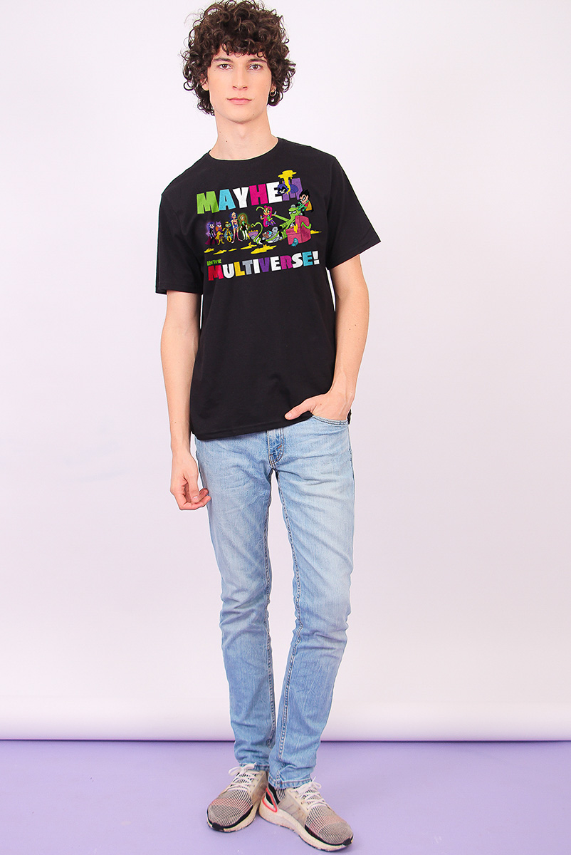 Camiseta Masculina FanDome 2021 Mayhem