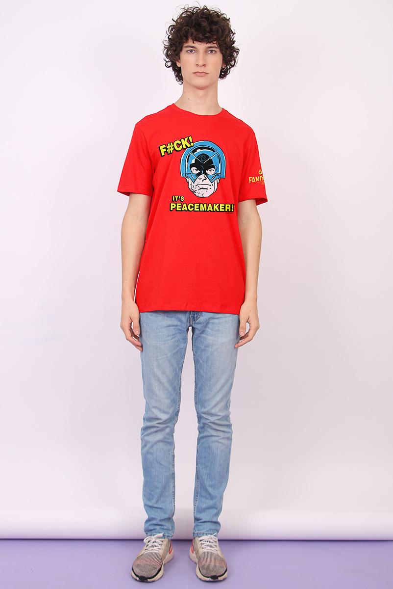 Camiseta Masculina FanDome 2021 Peacemaker