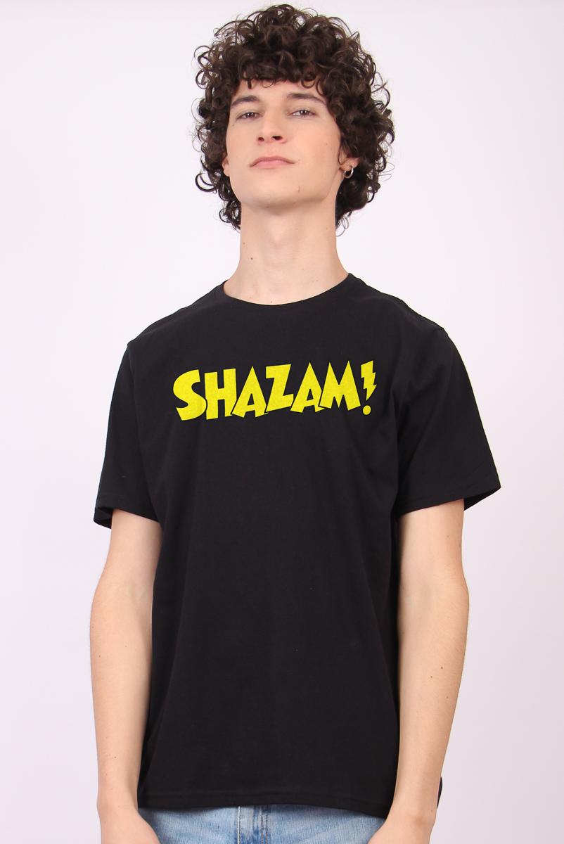 Camiseta Masculina FanDome 2021 Shazam